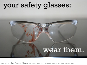"SafetyGlasses Poster (click on ""3456 × 2592"" below for high-res .jpg version)"
